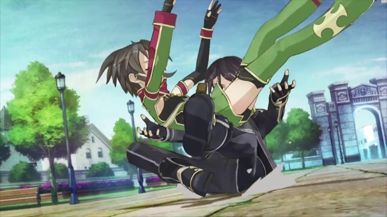 sword art online hollow realization pc