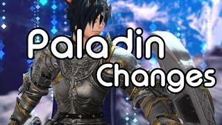 Paladin Changes | FFXIV Media Tour