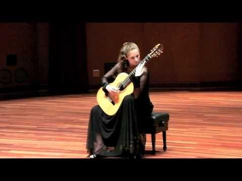 Chaconne Klaverenga - Grave, BWV 1003 (Bach)