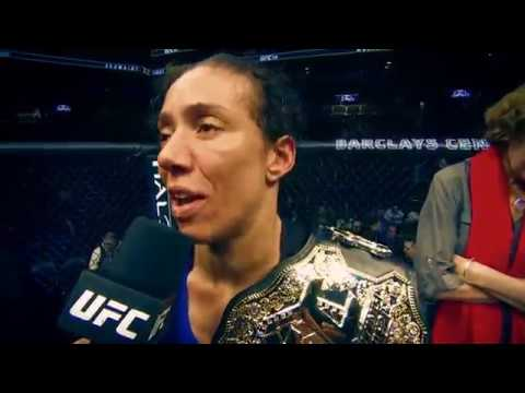 Germaine 'I like to Punch People after the bell' De Randamie