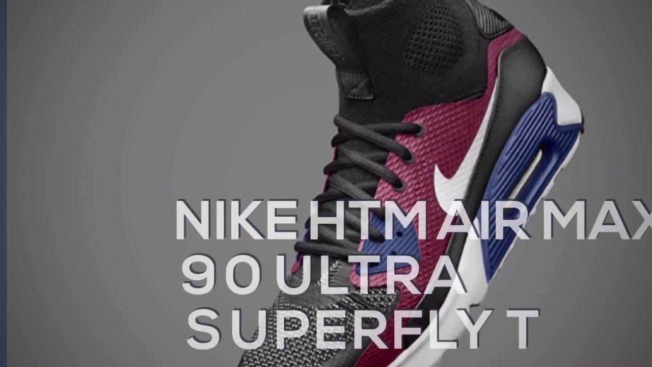 Nike Air Max 90 Ultra Superfly T On Feet