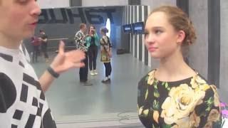 """Саша Киселева ( Танцы 3 сезон ) :  """"Со взрослыми люблю больше общаться, чем с ровесниками"""""""