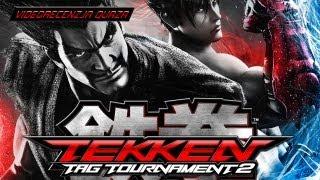Tekken Tag Tournament 2 - videorecenzja quaza
