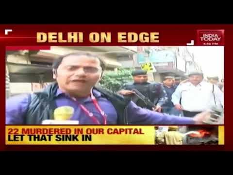 NSA Ajit Doval Visits Violence Affected Areas In Delhi, Takes Stock Of Situation