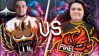 WARFACE FANTASY LEAGUE!ИГРА #3 EPICWIN VS PIXELFIRE(UNICK,ДЖЕТФАЕР) КЕЙС В ОПИСАНИИ КОД:EPIC
