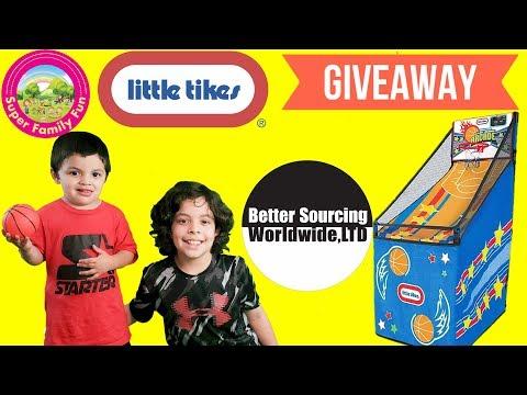 little-tikes-basketball-arcade