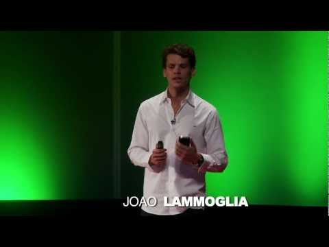 Harnassing Energy Generated By Humans : Joao Lammoglia at TEDxGateway
