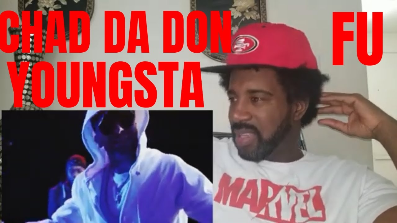 Download CHAD Ft  YoungstaCPT   FU REACTION