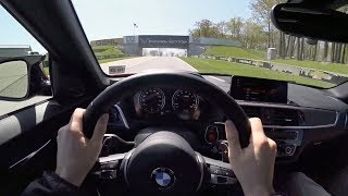 2019 BMW M2 Competition - Tedward POV Track Drive