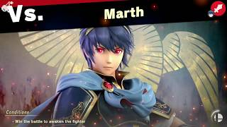 Super Smash Bros Ultimate: Story Mode Gameplay (Marth Route)
