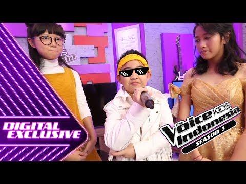 Ini Rasanya Jadi Orang Paling Keren  VICTORY STORY 5  The Voice Kids Indonesia S3 GTV 2018