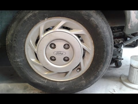 "14"" Ford Tempo Laminate Rims (4x108 = 4x4.25)"