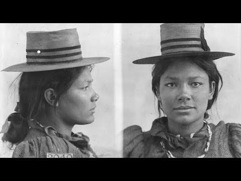 Vintage Mugshots of Criminals in Leavenworth Penitentiary in the Early 1900's