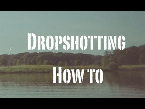 How To Rig A Dropshot Worm: One Of The Most Effective Rigs
