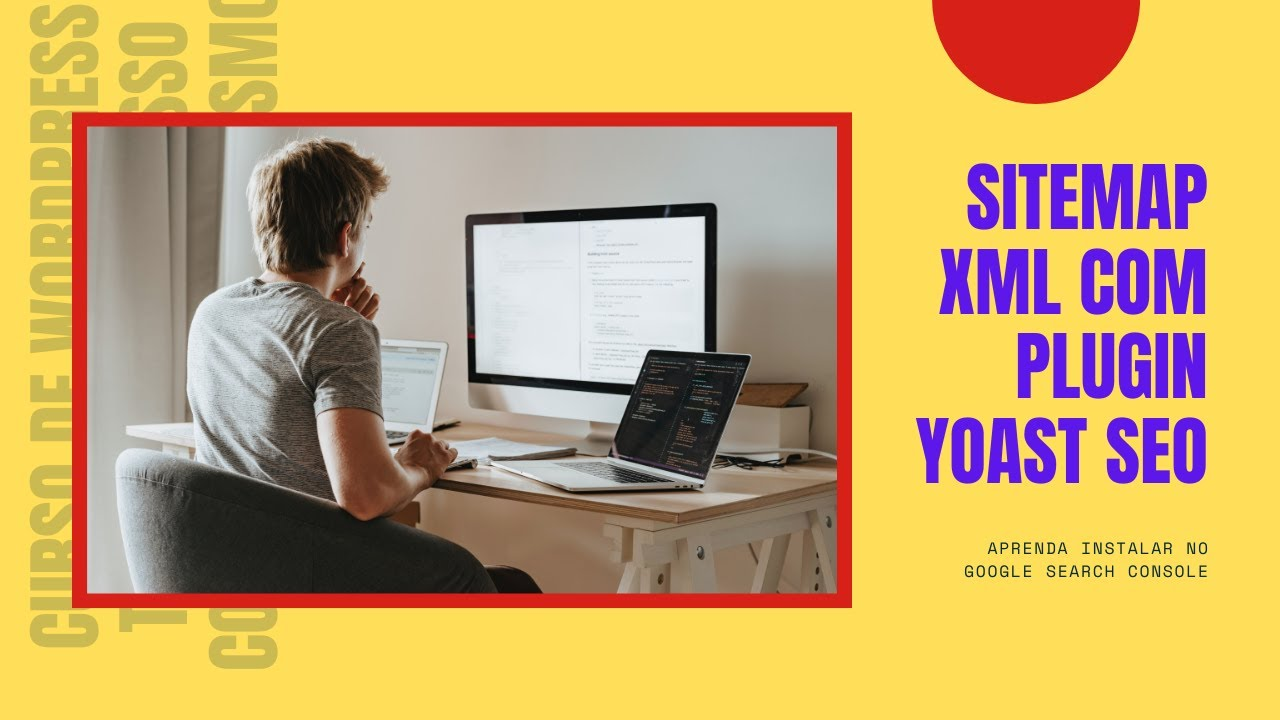 Download como configurar e gerar sitemap com o plugin yoast seo para google search console