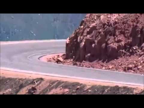 Pikes Peak International Hill Climb 2014 - 03