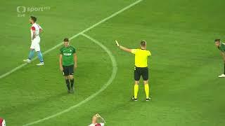 SK Slavia Praha – FK Jablonec   0-2   18.8.2018  -  Dohráno