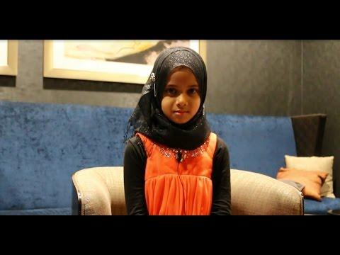#QuranwithMaryam - Maryam is reciting Surah Al-Mutaffifin (EP#19)