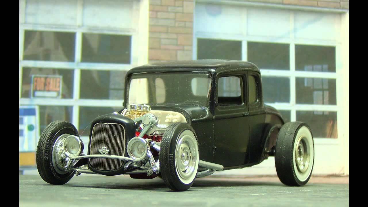 Ebay friendships 1932 ford coupe vintage amt model built up