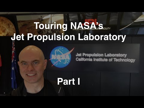 The Jet Propulsion Laboratory W/ Doug Ellison - Part 1