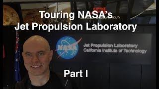 The Jet Propulsion Laboratory W/ Doug Ellison - Part 1
