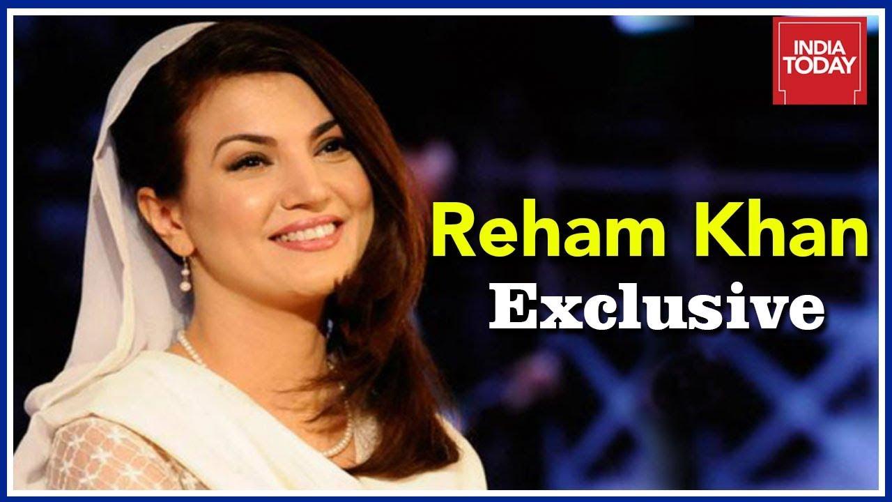 Imran Khan Puppet Of Pak Military, Was Waiting For Instructions Before Speech: Ex-wife Reham Khan