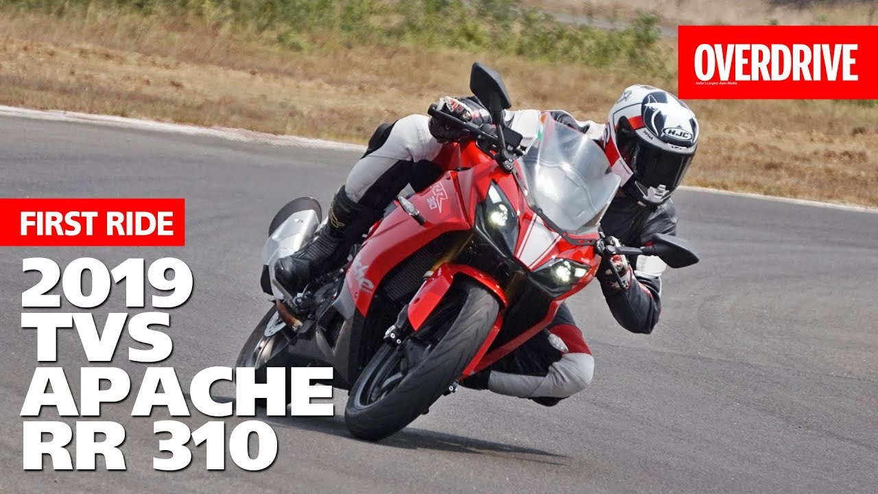 2019 Apache RR 310 I First Ride I OVERDRIVE