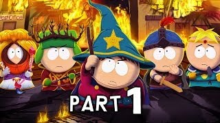 south Park: The Stick of Truth - Gameplay - Part 1 - DOUCHEBAG JEW  PewDiePie