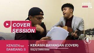 KENSEN feat BAMBANG (CAKRA KHAN) - Kekasih Bayangan (Cakra Khan Cover) | TRANS7 BACKSTAGE