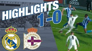 HIGHLIGHTS | Real Madrid Castilla 1-0 Deportivo Fabril