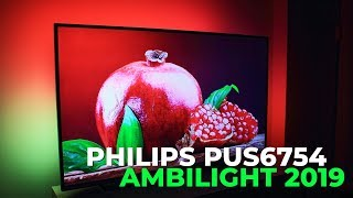 Review TV - Philips PUS6754 AM…