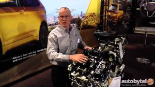 New Ford EcoBoost Engines Overview Video - Turbo 4-Cylinder and V-6