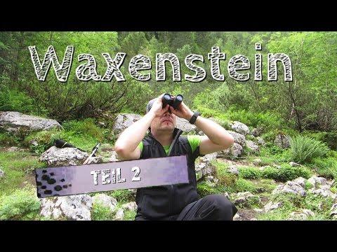 Bergtour zum Waxenstein Teil 2 von 2 (Großer Kleiner Waxenstein 2207m)