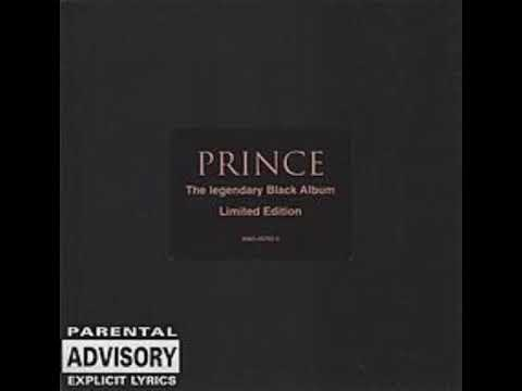 Prince - The Black Album (Full Album 1987)
