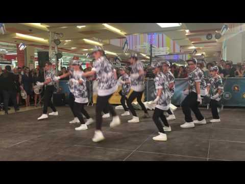 BOTR 16 HIP HOP DANCERS HIP HOP AUCHAN PORTE DI CATANIA