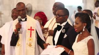 ejiro onobrakpor's Nigeria wedding video: YosTare2016