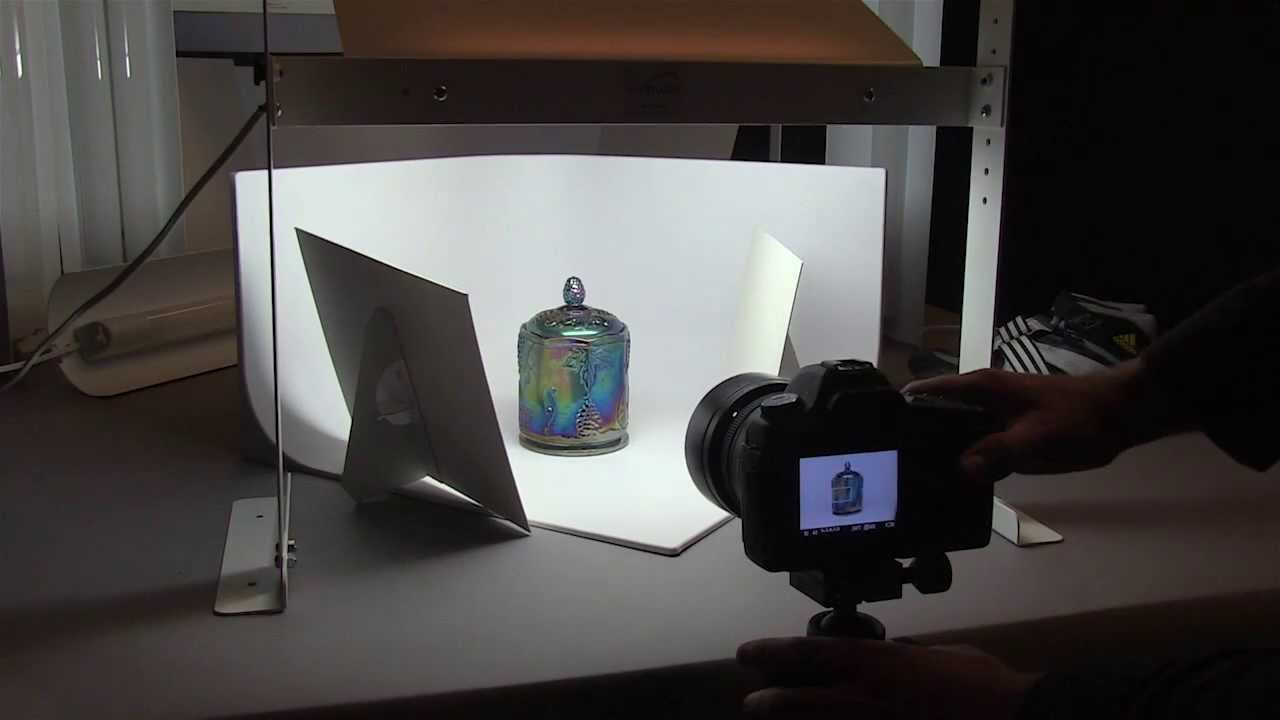 Mystudio ms20 product photography demo and tutorial youtube for Product design studio