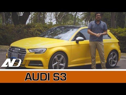 Audi S3 - Perfecto balance entre lujo, tecnología y deportivismo.