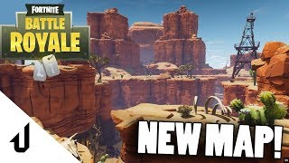 New Map Cinematics Free To Use - Fortnite Battle Royale