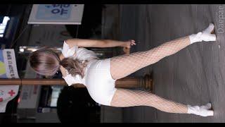베이비스 서유❣️댄스커버 'EXID(이엑스아이디) 위아래 (UP&DOWN)' 의정부 버스킹 [Danc…