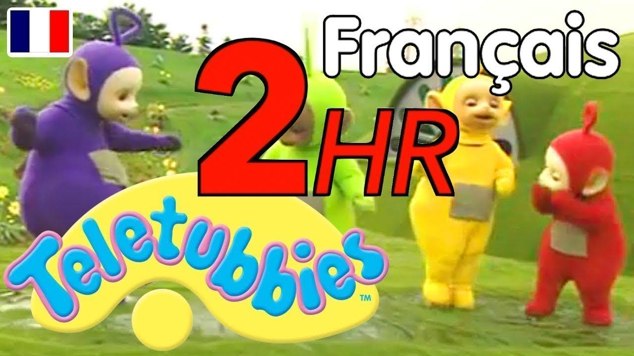 Les Teletubbies en Français! | 2:30 heures - Saison 1
