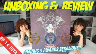 The Real SEXY KILLERS!! BEST FEMALE GAME STATUE 2018!! Unboxing Morrigan Aensland by HMO