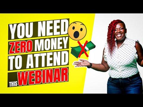 FREE LIVE WEBINAR! How To Start A Niche' Recruitment & Staffing Business