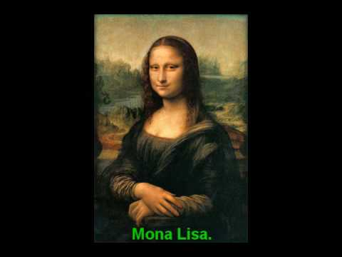 La Piel Muerta De Mona Lisa Youtube
