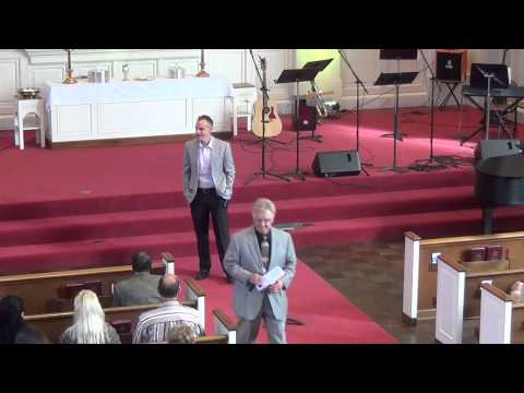 Sunday October 5 2014 (1) First Union Congo Church Quincy IL
