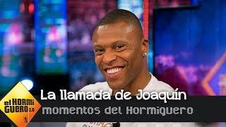 Llamada entre 'Hulio' Baptista y Joaquín: