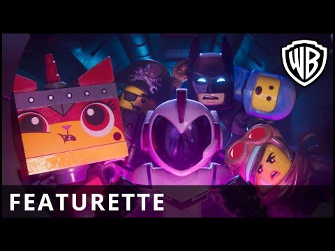 The LEGO Movie 2 - Cast - Official Warner Bros. UK