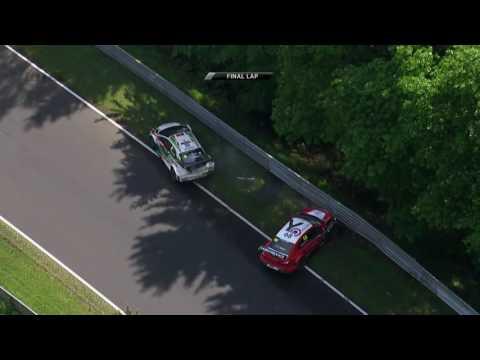 Tiago Monteiro és Yvan Muller balesete - 2016, Nordschleife