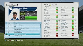FIFA 16 Career Mode | Best Cheap High Potential Young Players - Testing Player Growth