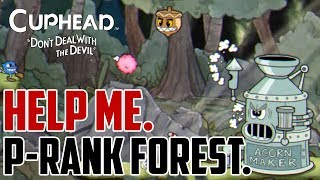 Cuphead : How to Get P Rank in Forest Follies Run and Gun Level